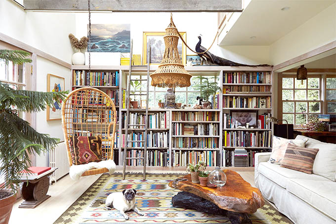 remarkable bohemian chic living room ideas | Boho Home Decor: 11 Tips That Show You How To Pull It Off ...