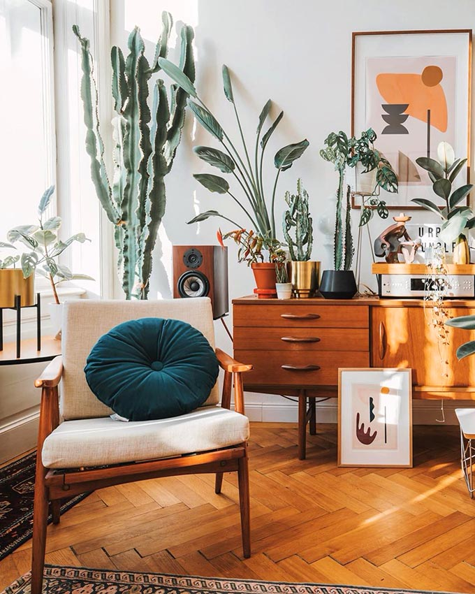 Boho Home Decor: 11 Tips That Show You How To Pull It Off ...