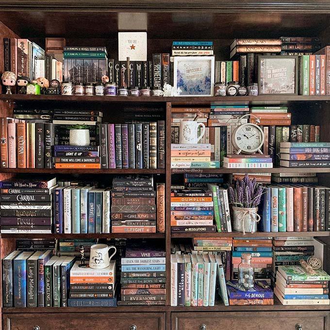 Organize Books
