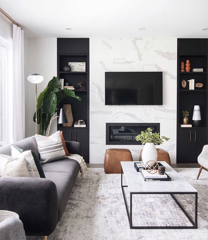 19 Ideas That Prove A Tv Doesn T Need To Be An Eyesore Posh Pennies