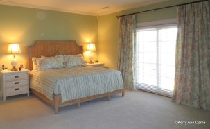 Coastal Style Master Bedroom