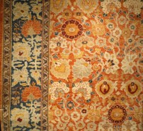 persian-oriental-carpet-rust-and-indigo-floral
