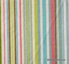 Deck Chair Stripe Fabric Key