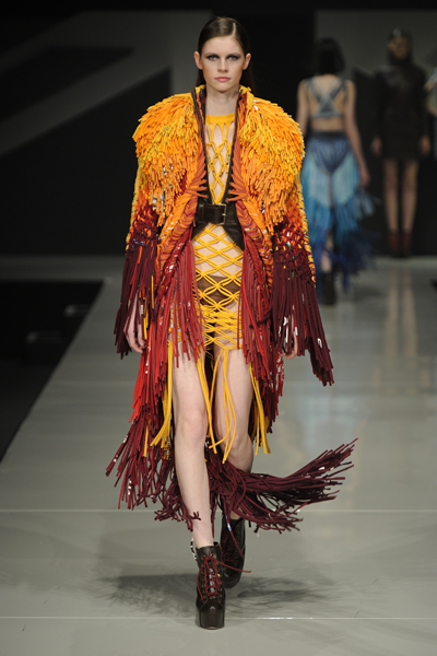 The Fashion - Graduate Fashion Week (3/6)