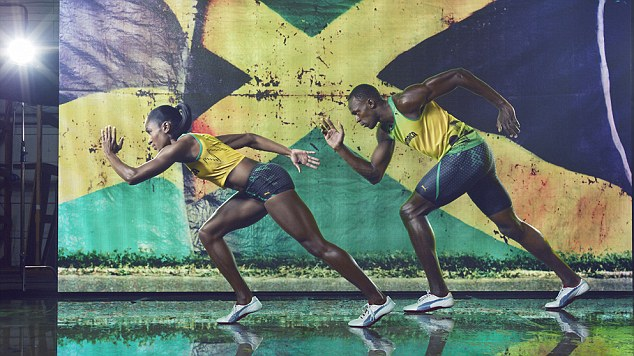 Jamaica Leads Olympics 2012 Fashion Games (6/6)