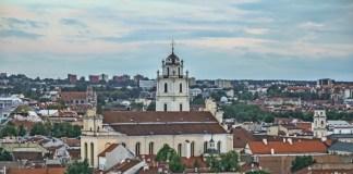 Тур по Вильнюсу