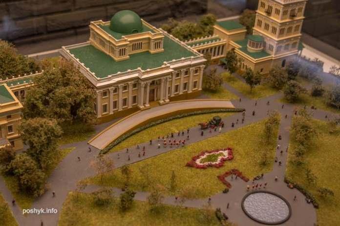 paskevichei dvorec miniatyra