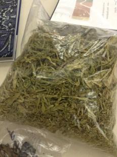 Dried Weld