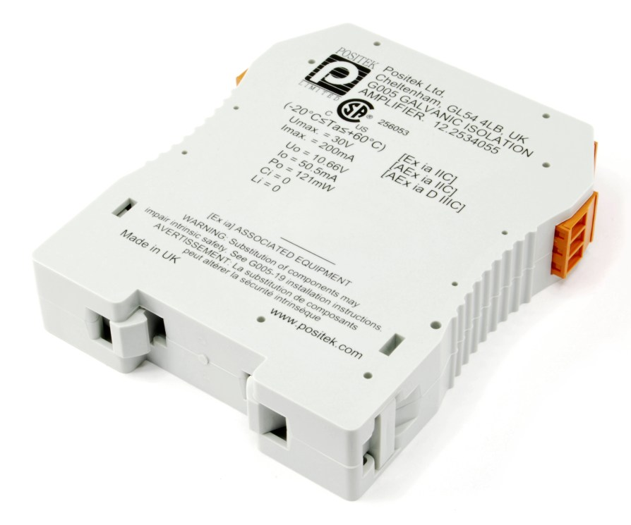 G005 amplificateur isolation galvanique
