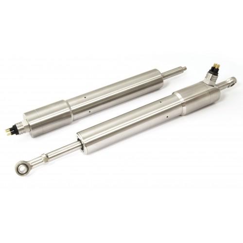 S125 Capteur rectiligne durci application submersible 350bars