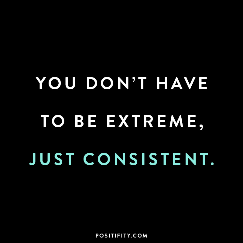 Image result for being extreme quote