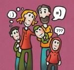 Toimiva perhe-pikkukuva