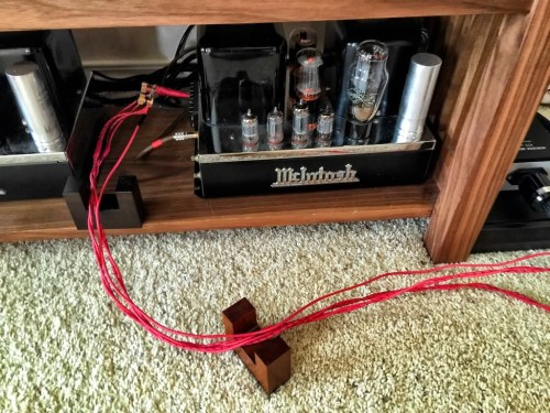 small resolution of 29 we16ga speaker cables ground wire on mc30