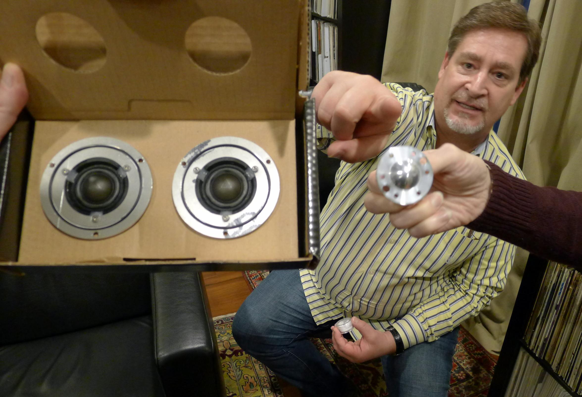 YG Acoustics Sonja Series 2 Loudspeaker Launch