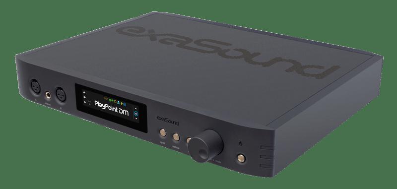 exaSound Announces Their New PlayPoint Dual Mono DAC and Network Audio Server