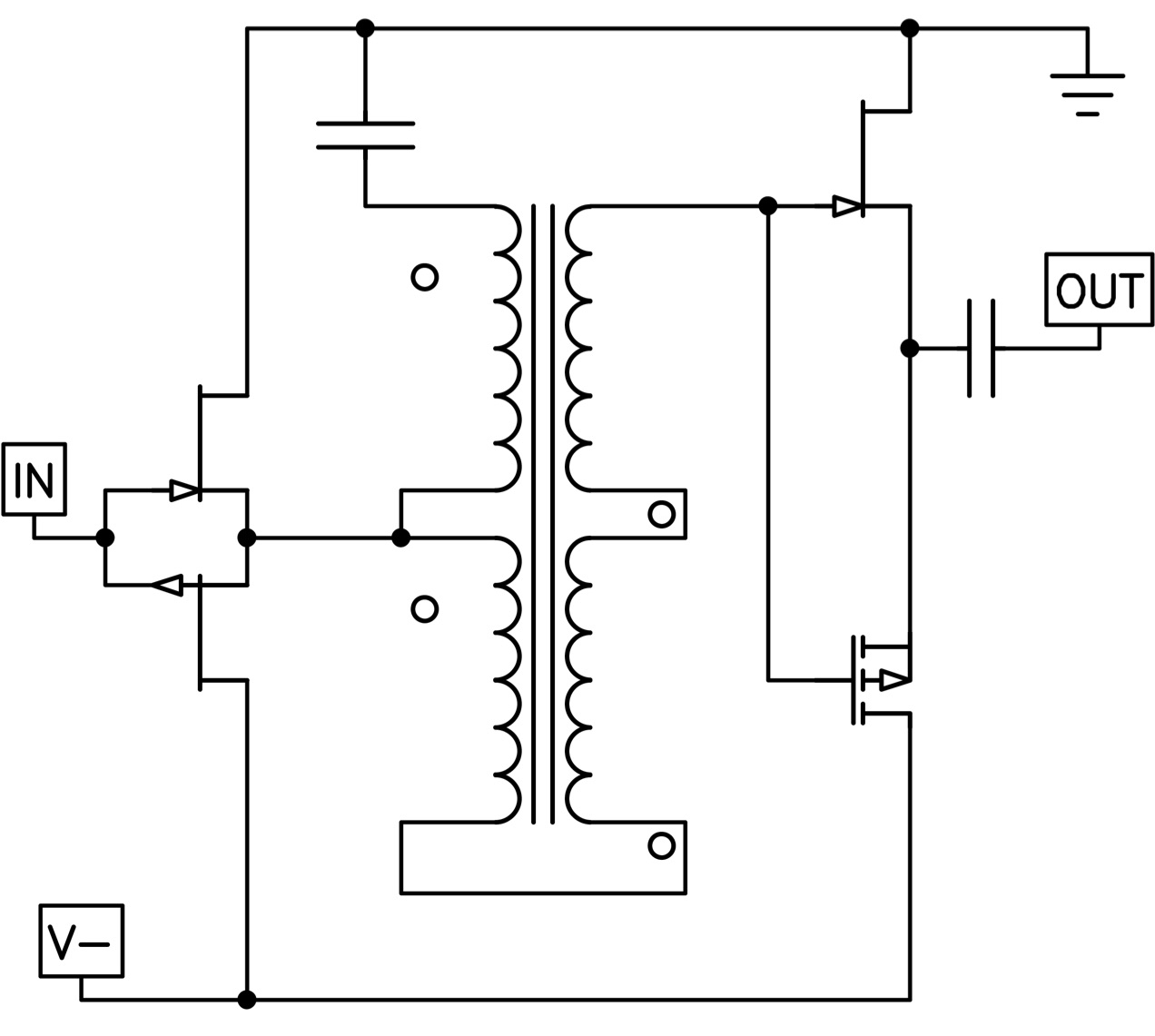 First Watt Sit 3 Stereo Power Amplifier