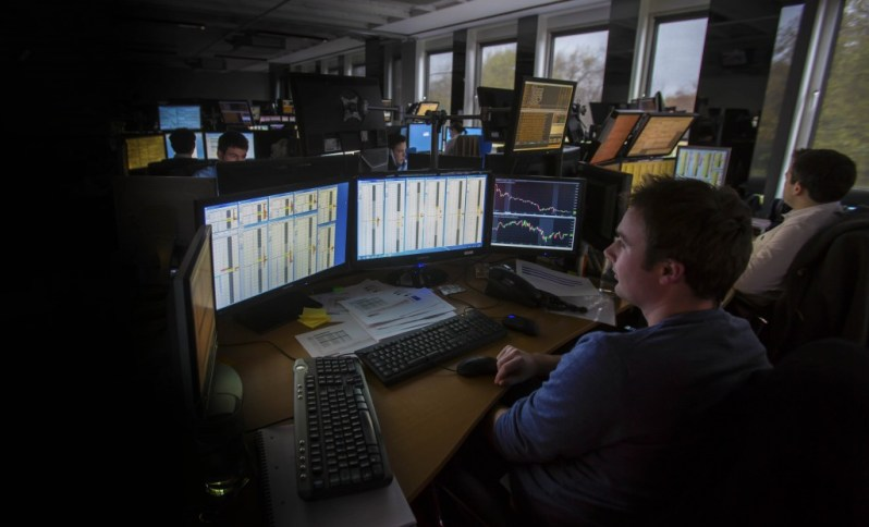 Trader Workstation 3