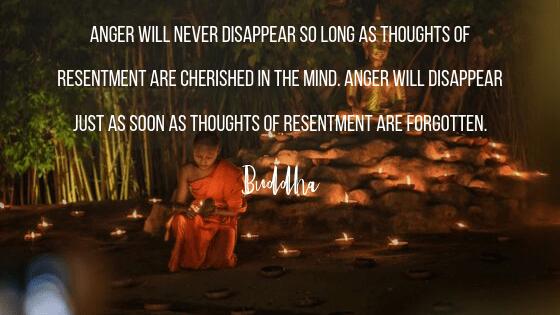 buddha quotes anger