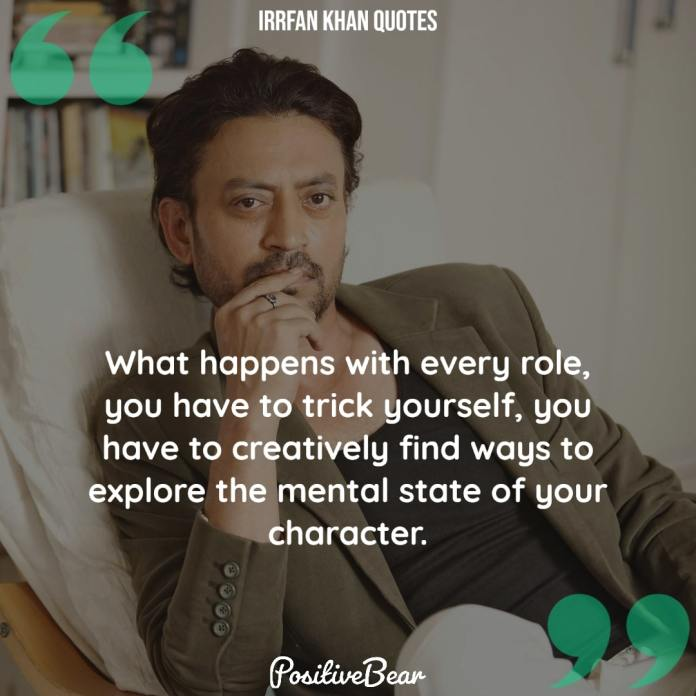 Irrfan Khan Quotes success