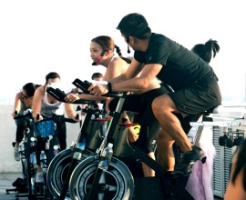 first electric roof top ride -MITCH and ARMAND -Secrets of Staying Fit, Healthy and in Love - positivebodyph