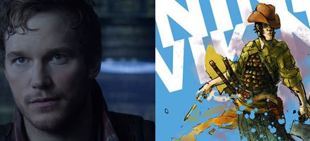 Chris Pratt Becomes A Cowboy Ninja Viking