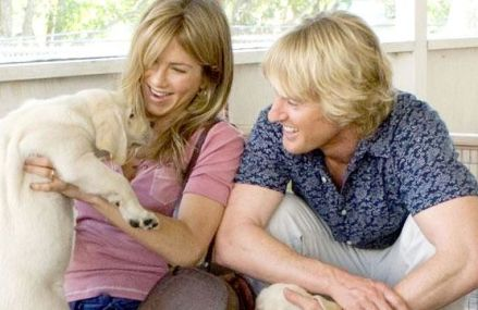 Jennifer Aniston and Owen Wilson starring in upcoming film
