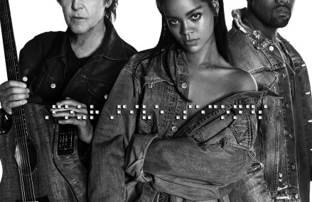 Rihanna, Paul McCartney, and Kanye West Collaborate!