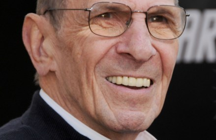 Leonard Nimoy Has Passed Away At 83, WHY SPOCK, WHY!