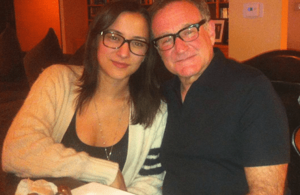 Zelda Williams talks about the loss of Robin Williams