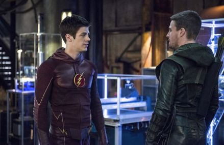 New CW Series with The Flash and Green Arrow announced