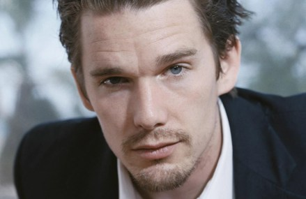 """Ethan Hawke latest cast for """"The Magnificent Seven"""""""