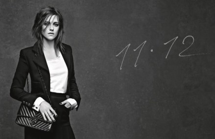 Kristen Stewart Modelling For Chanel for new Line