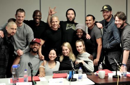 Suicide Squad Cast Photo Is Amazing!