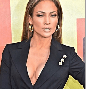 Jennifer Lopez New Movie & Radio Disney Hero Award
