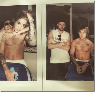 Justin Bieber 4.10.2015