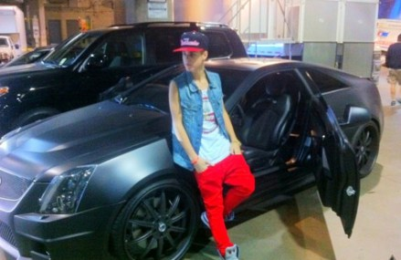 Justin Bieber's Car Collection