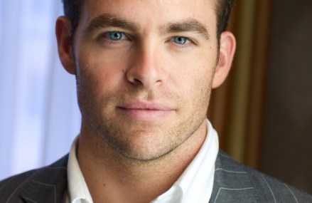 Chris Pine rumored to join the cast of Wonder Woman