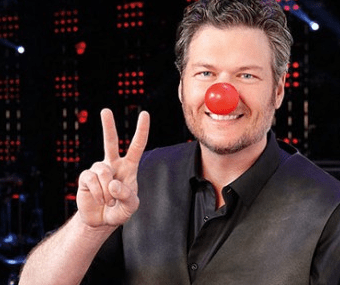 Celebrities Supporting Red Nose Day! Tackle Poverty & Injustice!