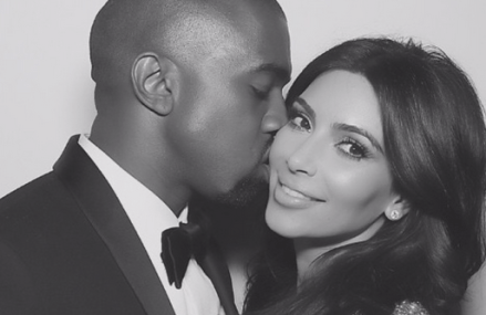 Kim Kardashian Shares Adorkable Picture of North West!