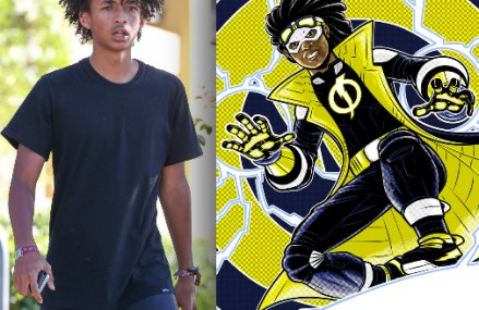 Jaden Smith to play Static Shock!