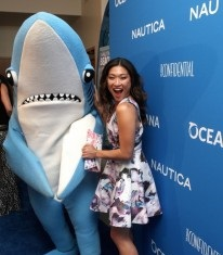 Jenna Ushkowitz and Reid Scott host Oceana Benefit
