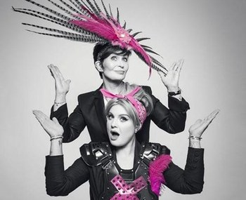 Sharon And Kelly Osbourne Join Cancer Research UK's Race For Life!
