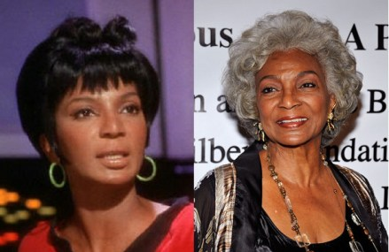 Nichelle Nichols recovering from stroke