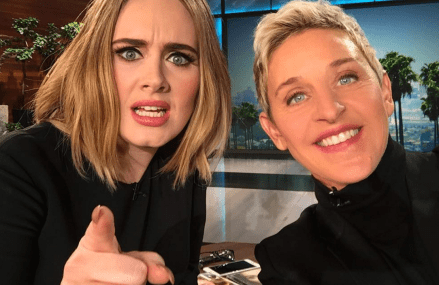 Ellen DeGeneres and Adele prank Jamba Juice Employees!