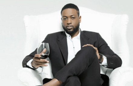 Dwayne Wade talks being a Wine Enthusiast!