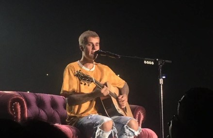 Latest Bieber News: 17 new pictures of Justin Bieber performing in Helsinki, Finland!