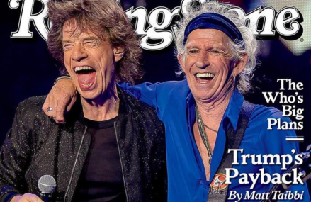 Mick Jagger welcomed eighth child into the world!