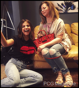 Selena Gomez reminds us to love our parents.