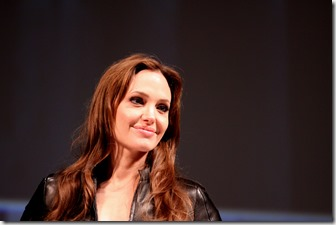 Angelina Jolie reflects on her mother and parenting!