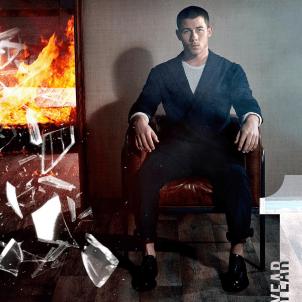 Nick Jonas dishes on new music and talks positivity.